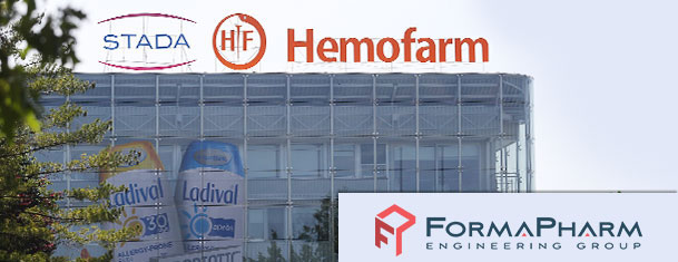 SUCCESSFUL COOPERATION BETWEEN FORMAPHAM GROUP AND HEMOFARM AD